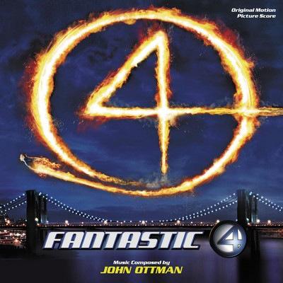 دانلود موسیقی متن فیلم Fantastic Four