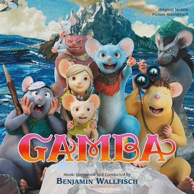 دانلود موسیقی متن فیلم Gamba