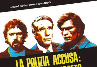 دانلود موسیقی متن فیلم La polizia accusa: il Servizio Segreto uccide