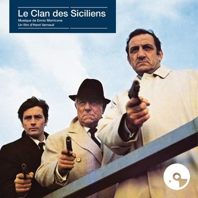 دانلود موسیقی متن فیلم Le clan des Siciliens