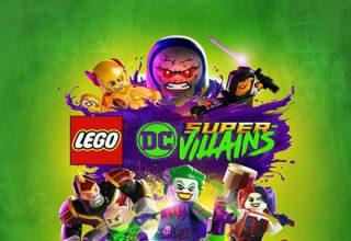 دانلود موسیقی متن بازی LEGO DC Super-Villains