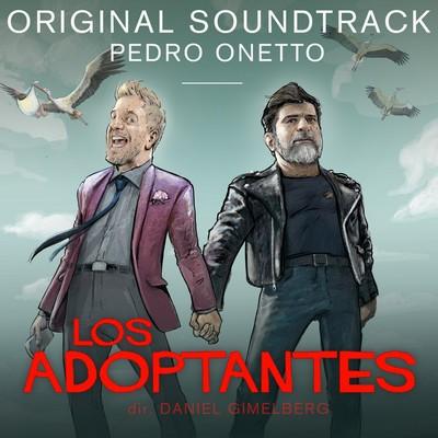 دانلود موسیقی متن فیلم Los Adoptantes