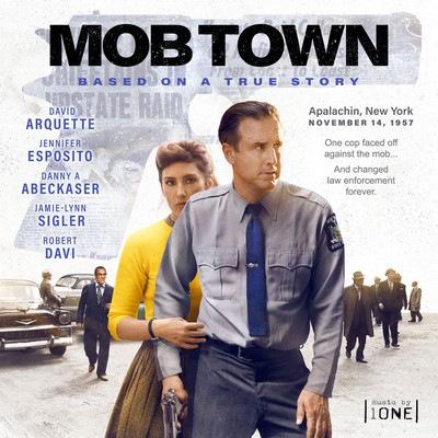 دانلود موسیقی متن فیلم Mob Town
