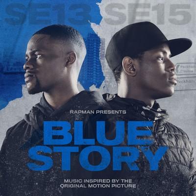 دانلود موسیقی متن فیلم Rapman Presents: Blue Story