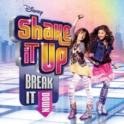 دانلود موسیقی متن سریال Shake It Up: Break It Down