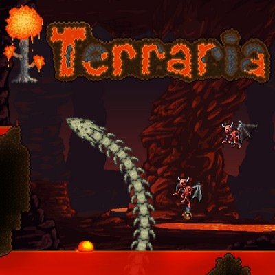 دانلود موسیقی متن بازی Terraria Volume 2-3