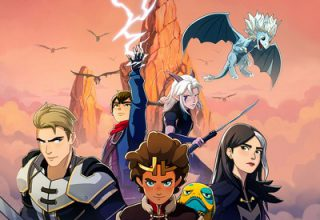 دانلود موسیقی متن سریال The Dragon Prince: Season 3