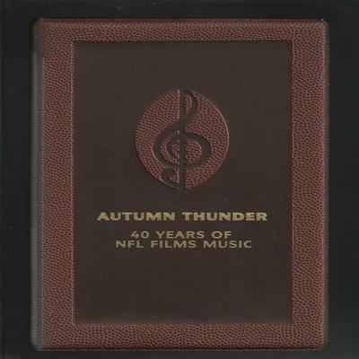 دانلود موسیقی متن فیلم Autumn Thunder: 40 Years of NFL Films Music