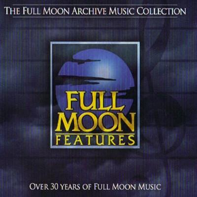 دانلود موسیقی متن فیلم Full Moon Archive Music Collection