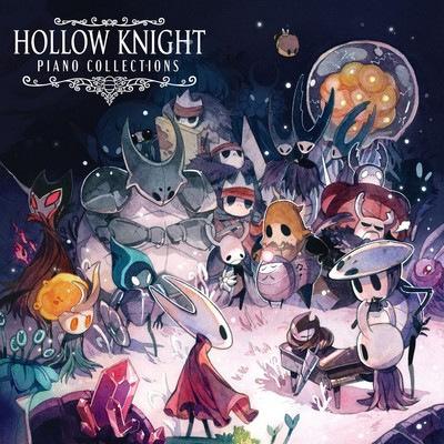 دانلود موسیقی متن فیلم Hollow Knight Piano Collections