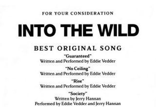دانلود موسیقی متن فیلم Into the Wild