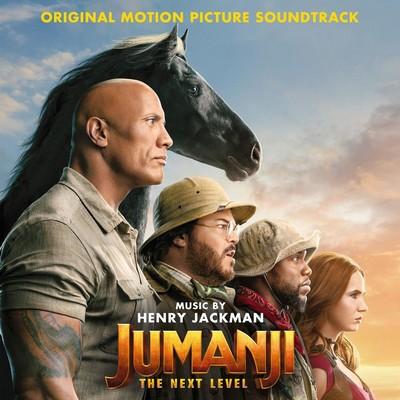 دانلود موسیقی متن فیلم Jumanji: The Next Level