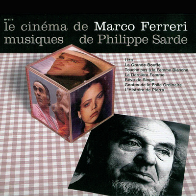 دانلود موسیقی متن فیلم Le Cinema de Marco Ferreri