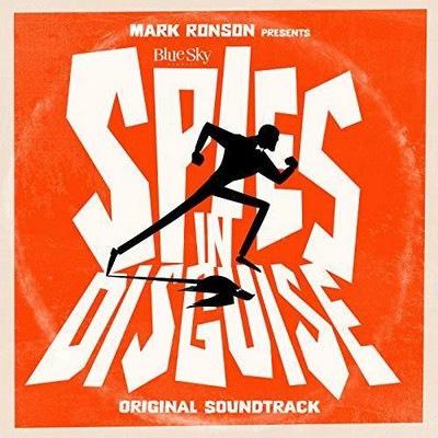 دانلود موسیقی متن فیلم Spies in Disguise