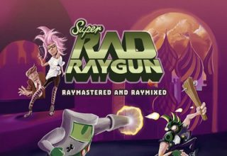 دانلود موسیقی متن بازی Super Rad Raygun: Raymastered and Raymixed