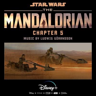 دانلود موسیقی متن سریال The Mandalorian: Chapter 5