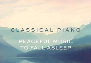 دانلود آلبوم موسیقی Classical Piano - Peaceful music to fall asleep توسط Sony Classical