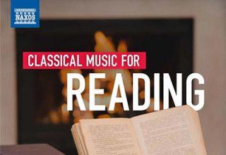 دانلود آلبوم موسیقی Music for Book Lovers: Classical Music for Reading توسط Naxos