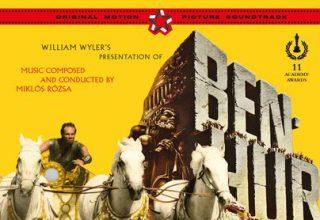 دانلود موسیقی متن فیلم Ben-Hur – توسط VA