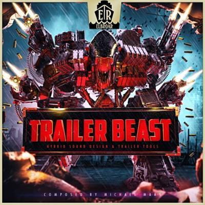 دانلود آلبوم موسیقی Trailer Beast, Vol. 1 توسط Michael Werner Maas