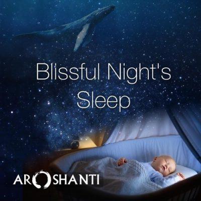 دانلود قطعه موسیقی Blissful Night's Sleep توسط Aroshanti