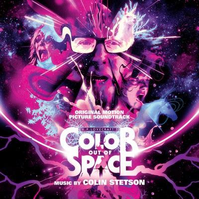 دانلود موسیقی متن فیلم Color Out of Space