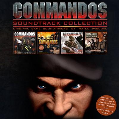 دانلود کالکشن موسیقی متن بازی Commandos