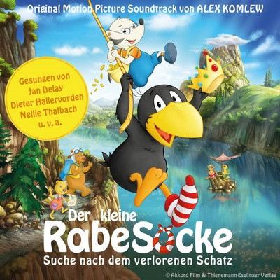 دانلود موسیقی متن فیلم Der kleine Rabe Socke 1-3