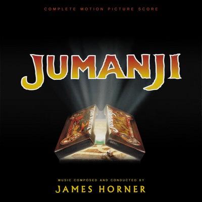 دانلود موسیقی متن فیلم Jumanji