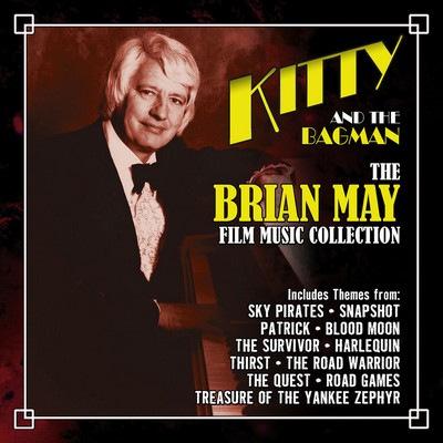 دانلود موسیقی متن فیلم Kitty and the Bagman: The Brian May Film Music Collection