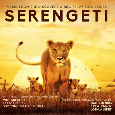 دانلود موسیقی متن فیلم Serengeti