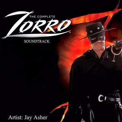 دانلود موسیقی متن فیلم The Complete Zorro