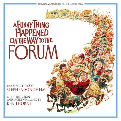 دانلود موسیقی متن فیلم A Funny Thing Happened on the Way to the Forum