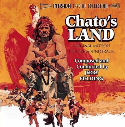 دانلود موسیقی متن فیلم Chato's Land