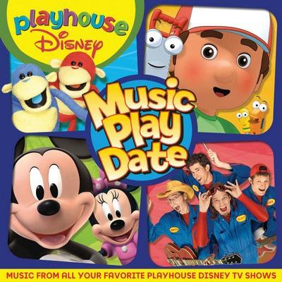 دانلود موسیقی متن فیلم Playhouse Disney: Music Play Date