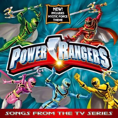 دانلود موسیقی متن سریال Power Rangers: Songs From The TV Series