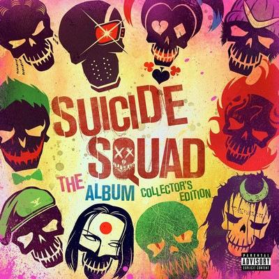 دانلود موسیقی متن فیلم Suicide Squad: The Album