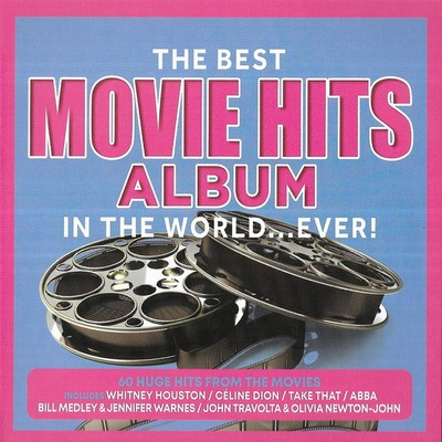 دانلود موسیقی متن فیلم The Best Movie Hits Album In The World Ever!