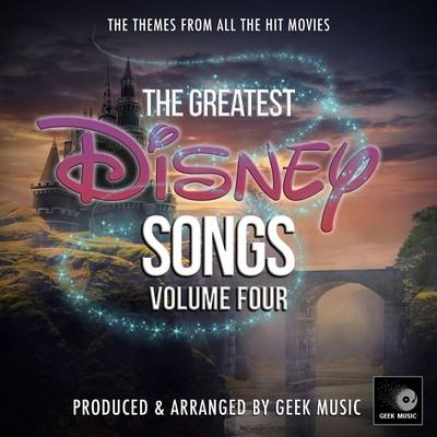 دانلود موسیقی متن فیلم The Greatest Disney Songs Vol. 4