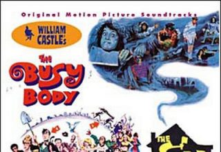 دانلود موسیقی متن فیلم The Spirit Is Willing / The Busy Body