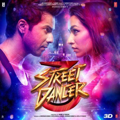 دانلود موسیقی متن فیلم Street Dancer 3D – توسط Tanishk Bagchi
