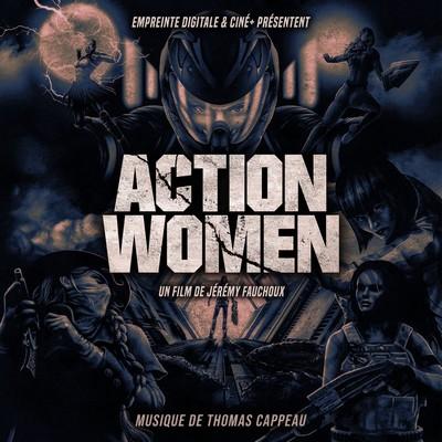 دانلود موسیقی متن فیلم Action Women