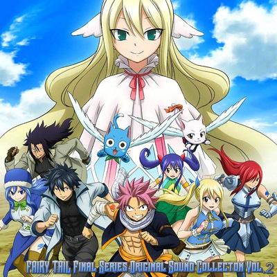 دانلود موسیقی متن انیمه Fairy Tail: Final Series Vol.1-2