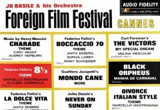 دانلود موسیقی متن فیلم Foreign Film Festival Cannes
