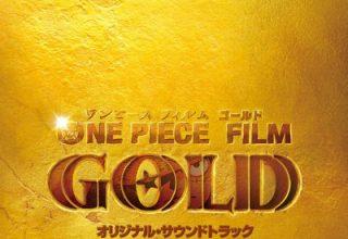دانلود موسیقی متن فیلم One Piece Film: Gold