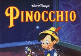 دانلود موسیقی متن فیلم Pinocchio