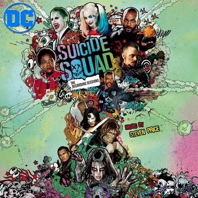 دانلود موسیقی متن فیلم Suicide Squad