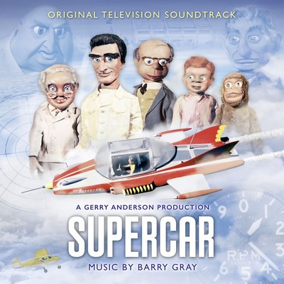 دانلود موسیقی متن سریال Supercar