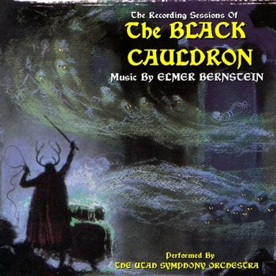 دانلود موسیقی متن فیلم The Black Cauldron