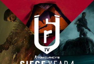دانلود موسیقی متن بازی Tom Clancy's Rainbow Six Siege: Year 1-4
